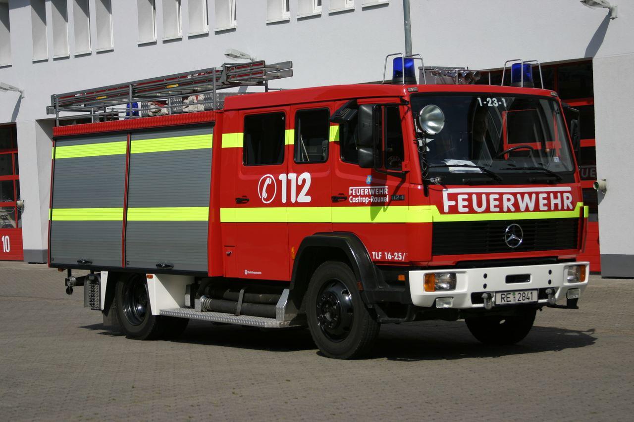TLF 16/25 der Einheit Habinghorst